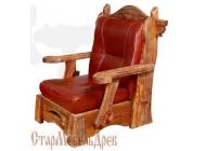 """Кресло под старину """"Томас"""""""