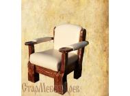 """Кресло под старину """"Христофор"""""""