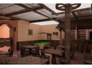 Интерьеры под старину баров и ресторанов №1-№6