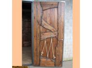 """Дверь  под  старину  """"Борислава"""""""