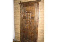 """Дверь под старину """"Ростислава"""""""