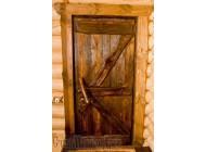 Дверь  под  старину  №33