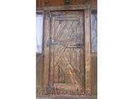 Дверь  под  старину  №39