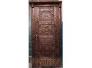 Дверь  под  старину   №45