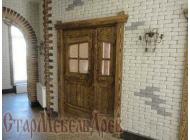 Дверь  под  старину   №50