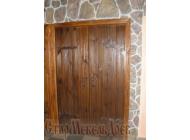 Дверь  под  старину   №51