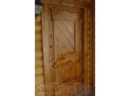 Дверь  под  старину   №54