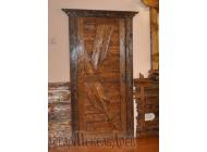 Дверь  под  старину   №57