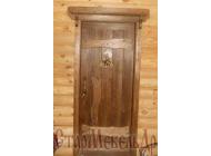Двери  под  старину  №60
