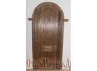 Двери  под  старину  №64