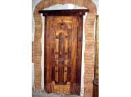Двери  под  старину  №63