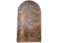 Двери  под  старину  №69