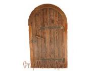 Двери  под  старину  №68