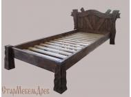 Кровать под старину №1