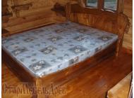 Кровать под старину №2