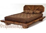 Кровать под старину №7