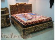 Кровать под старину №10