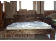 Кровать под старину №13