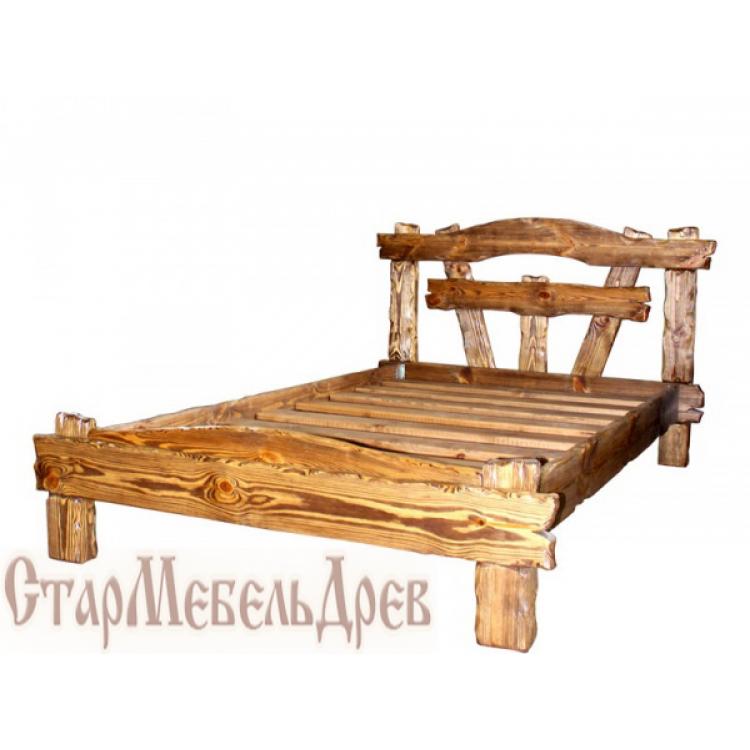 Мебель под старину из массива сосны чертежи