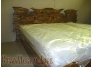 Кровать под старину №17