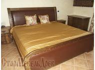 Кровать под старину №14