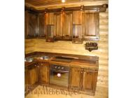 """Кухня под старину """"Сальвия"""""""