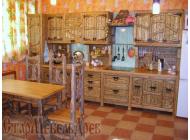 """Кухня под старину """"Амарантос"""""""