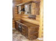 """Кухня под старину """"Ариадна"""""""