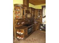 """Кухня под старину """"Олимпия"""""""