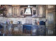 """Кухня под старину """"Мила"""""""