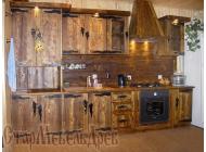 """Кухня под старину """"Дайона"""""""