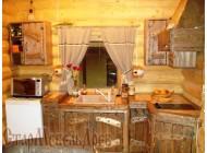 """Кухня под старину """"Агнесса"""""""