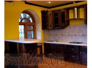 Кухня под старину Азалия