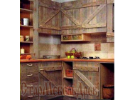 "Кухня под старину ""Азалия"""
