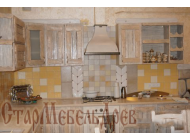 """Кухня под старину """"Альбина"""""""
