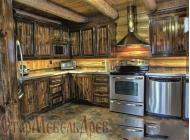 """Кухня под старину """"Белла"""""""