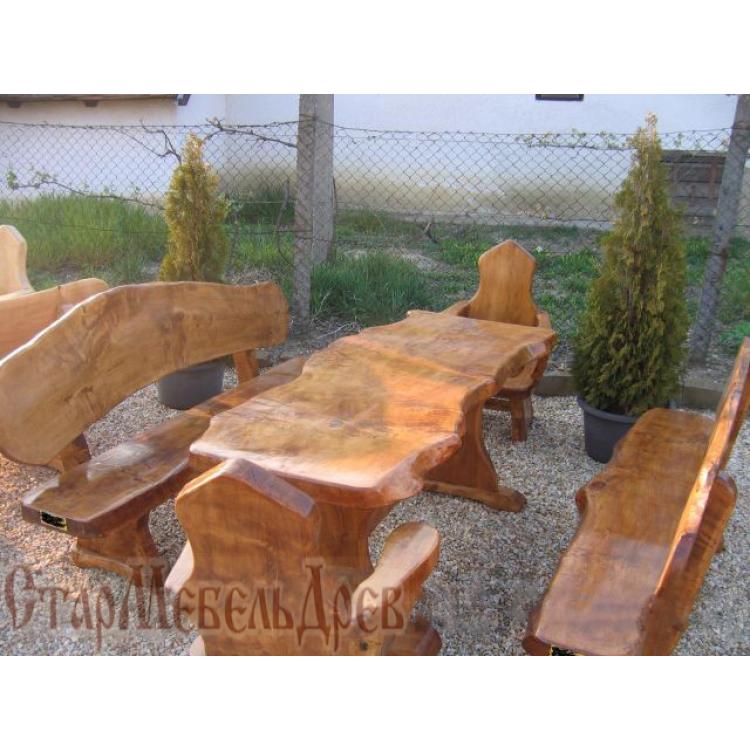 Садовая мебель руками фото