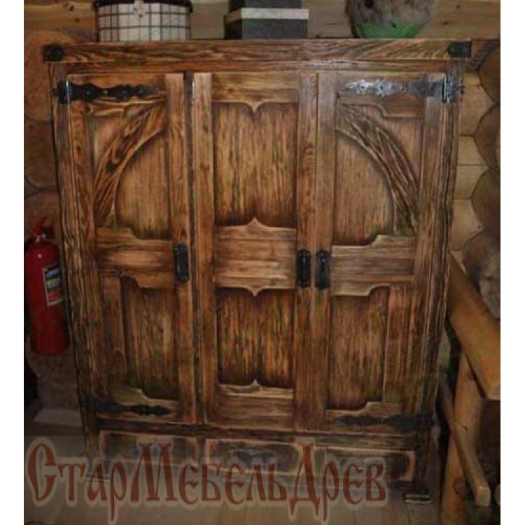 Деревянные шкафы своими руками