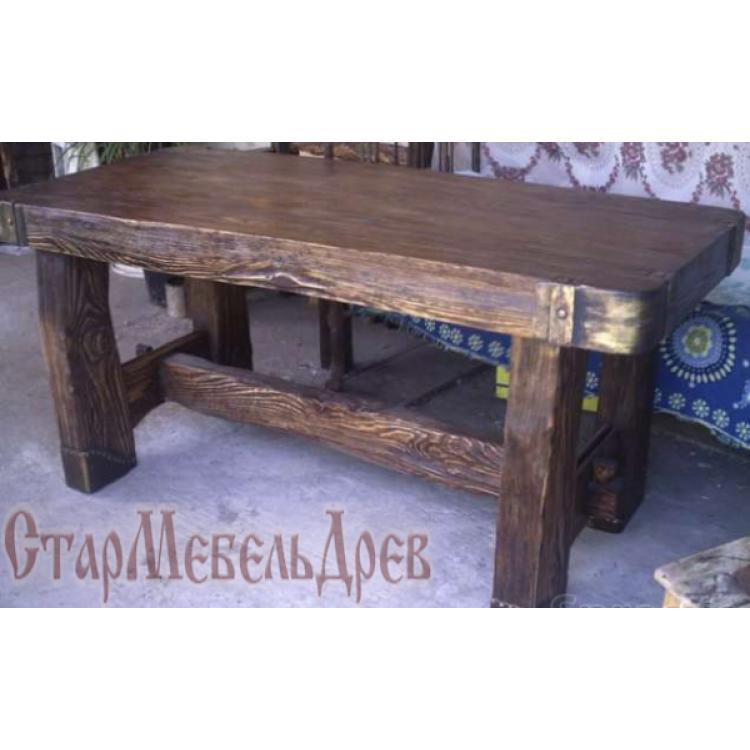 Столы под старину из массива